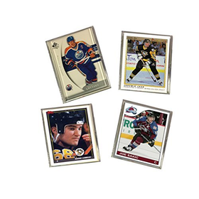 Save Big on this 350 Card NHL Hockey Trading Card Gift Set in D...