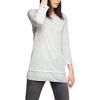 ESPRIT Women's Crossfabric Tee Long Sleeve T-Shirt