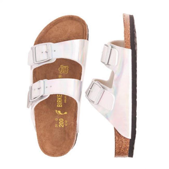 74f59bea43a2 crewcuts Girls Birkenstock Arizona Sandals