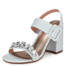 Diamant© Block Heeled Sandals with Insolia®