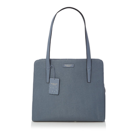 Ebury grey large tote bag
