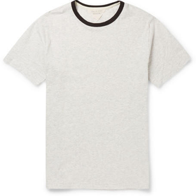 Rag & bone - Cotton-Jersey T-Shirt | MR PORTER