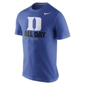 Nike Basketball Team (Duke) Men's T-Shirt