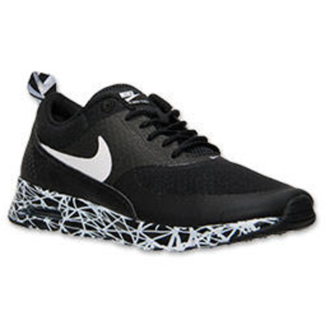 new concept 63a04 2f5f4 Women s Nike Air Max Thea Premium Running Shoes   finishline.com Price Drop    Discount Codes Alerts   Booly