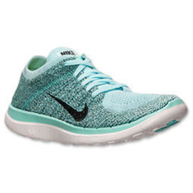 detailed look 9639d 5048e Women's Nike Free Flyknit 4.0 Running Shoes