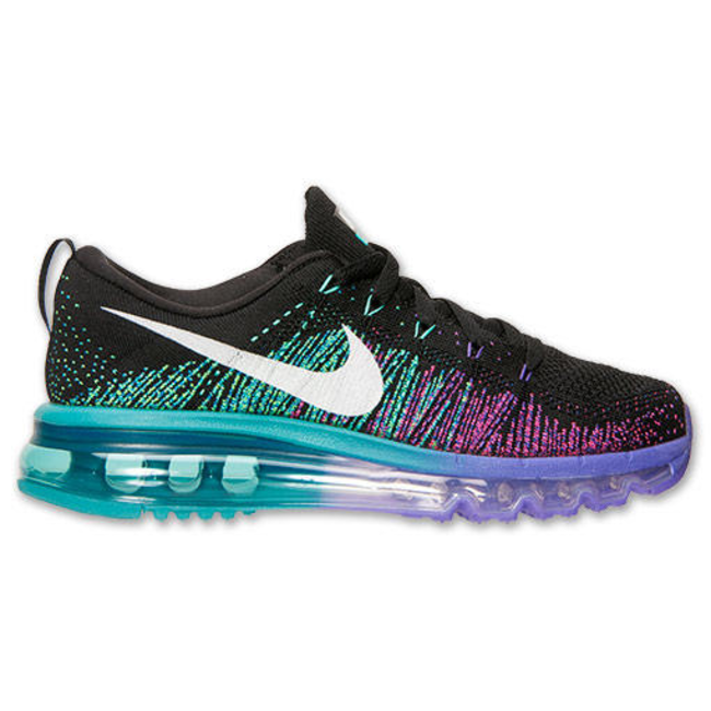 Women s Nike Flyknit Air Max Running Shoes  ba352cf7f