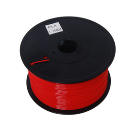 Red PLA Filament 1.75mm 1kg