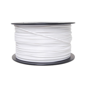 White PLA Filament 1.75mm 1kg