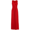 Fiona Cross Front Maxi Dress