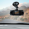 The Front And Rear Roadtrip Recorder - Hammacher Schlemmer
