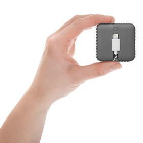 The Pocket Sized iPhone Backup Battery - Hammacher Schlemmer