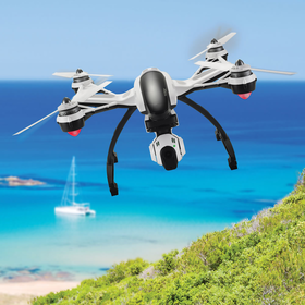 The Live Video Camera Drone - Hammacher Schlemmer