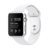 Apple Watch Sport MJ3N2 42mm Silver with White Sport with 12 month Apple warranty