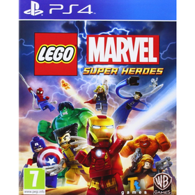 LEGO Marvel Super Heroes WOW1