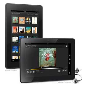 Kindle Fire HDX Tablet - 16GB.