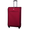 Tripp Glide Lite II 4-Wheel Large Suitcase Ruby