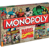 Monopoly Marvel Comic Books