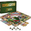 The Legend of Zelda ® Official Monopoly Game
