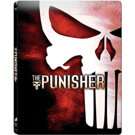The Punisher - Zavvi Exclusive Limited Edition Steelbook