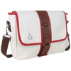 Assassin's Creed Canvas Messenger Bag White - 365games.co.uk