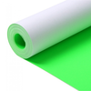 Day Glo Display Paper Roll Green 10 Metre Pack Size : 1 Roll
