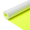 Day Glo Display Paper Roll Yellow Fluorescent 10 Metre Length Pack Size : 1 Roll