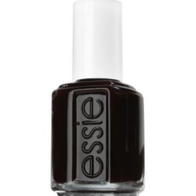 Essie Nail Polish Licorice is a beguiling jet black cream. - Boots