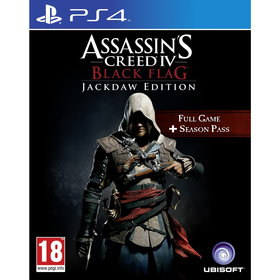 Assassin's Creed 4 Jackdaw Edition