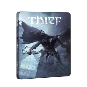 Thief - Limited Edition Metal Case with Bonus Bank Heist Mission