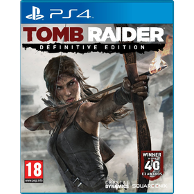 Tomb Raider Definitive Edition - Limited Digipack Version