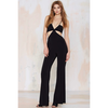 Nasty Gal Dark Side Cutout Jumpsuit