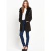South Faux Fur Collar Coat
