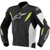 Alpinestars Leather Jacket GP-R - Black Yellow