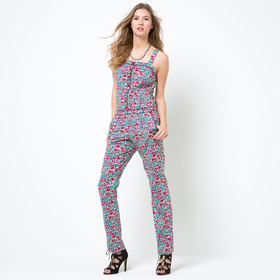 Liberty Print Jumpsuit