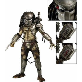 1/4 Scale Predator - Jungle Hunter With LED Lights