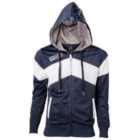 Assassins Creed Unity - Hoodie Blue/White