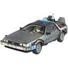 Back To The Future Hot Wheels Elite 1:18 Time Machine Mr Fusio