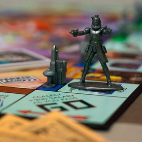Star Wars Monopoly - $85