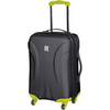 IT Contrast Small 4 Wheel Suitcase - Black.