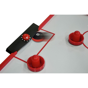 Hypro 5ft Electronic Score Air Hockey Games Table.