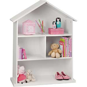 Mia House Bookcase - White.