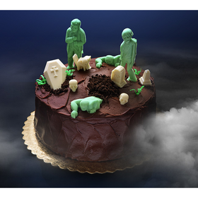 Delicious Dead Zombie Chocolate Mold