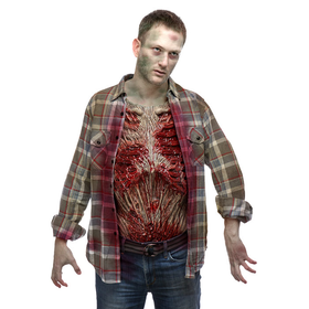 Walking Dead Walker Chest Plate