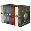 A Song of Ice and Fire, 5 Books, 7 Volumes