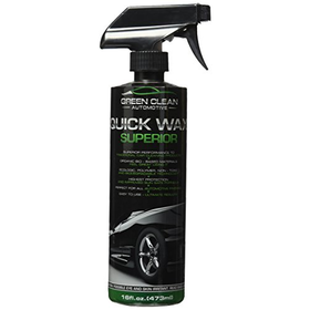 Green Clean Automotive - Quick Wax Superior - Best Ecological C...