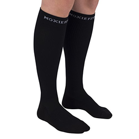 Authentic Graduated Compression Socks for Sports and Running