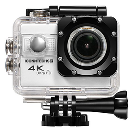 ICONNTECHS IT Ultra HD 4K Sports Action Camera WIFI 108...