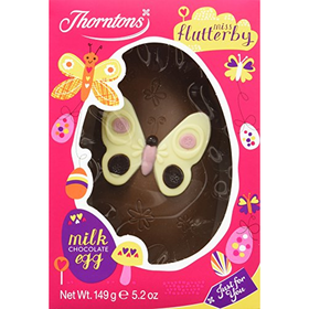 Pack of 4 Thorntons Butterfly Egg 149 g
