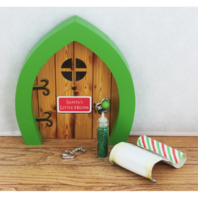 Magical Elf Door