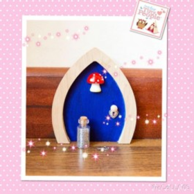 Most Magical Fairy Door - different colour options